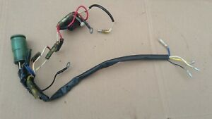 Suzuki-Outboard-85HP-DT85-2-Stroke-Wiring-Harness-Wire-Fuses-Engine-1988-2000