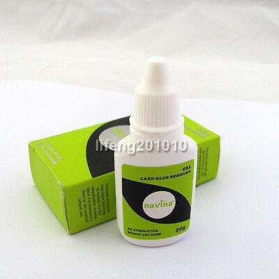 Eyelash Extension False Eye lashes Primer Adhesive Glue Remover Gel 20G