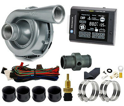 Davies Craig 150L/min Aluminium Electric Water Pump & LCD Controller - DC8970