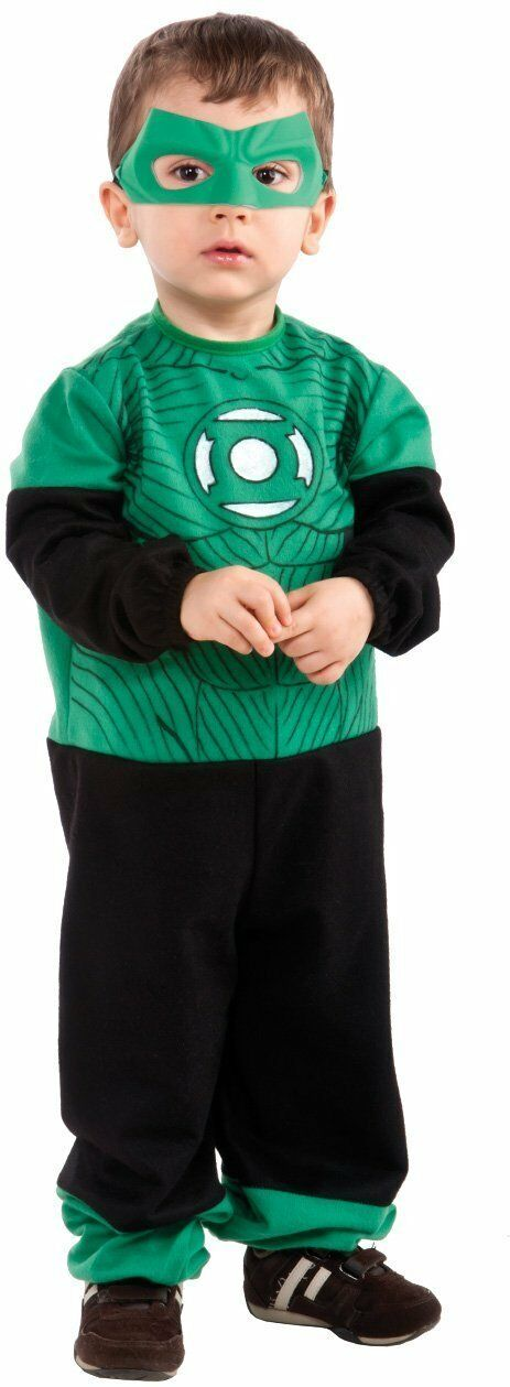 Green Lantern Hal Jordan Ez-On Romper Costume