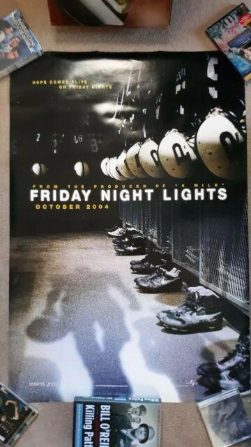 Friday Night Lights Poster 24x36
