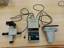 Nikon Hfx Dx Microscope Camera Controller And 4x Magnifier