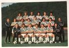 Cartoncino Hurrà Juventus Squadra 1978-79 Retro Con Firme Stampate
