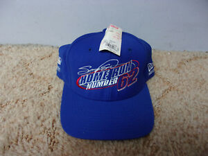 Vintage New Era Sammy Sosa Chicago Cubs Home Run Number 62 Snapback ... 2cd07a33496