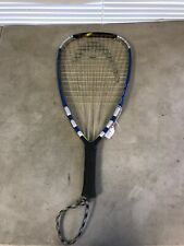 """1 Yr warranty Authorized 3 5//8/"""" grip GEARBOX GB 50 RACQUETBALL RACQUET 190 g"""