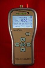 Brand New Handheld Formaldehyde (HCHO) Meter/Monitor HAL-HFX205