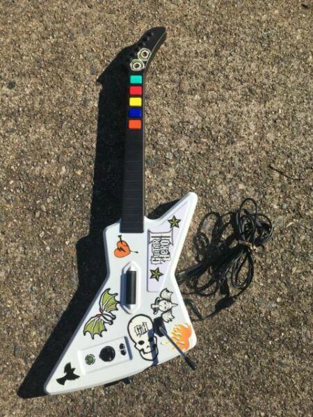 RedOctane X-plorer 95065 Guitar Hero Controller for Xbox ...