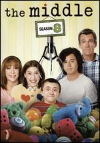 The Middle Tv Series Complete Season 8 Dvd 3 Disc Set Not Rated Vg Shpg For Sale Online Ebay