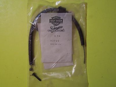NOS OEM Harley Davidson Throttle Cable Bracket Screw  P//N 27320-76