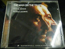 THE MAN ON THE TRAIN   ORIGINAL MOTION PICTURE SOUNDTRACK   CD