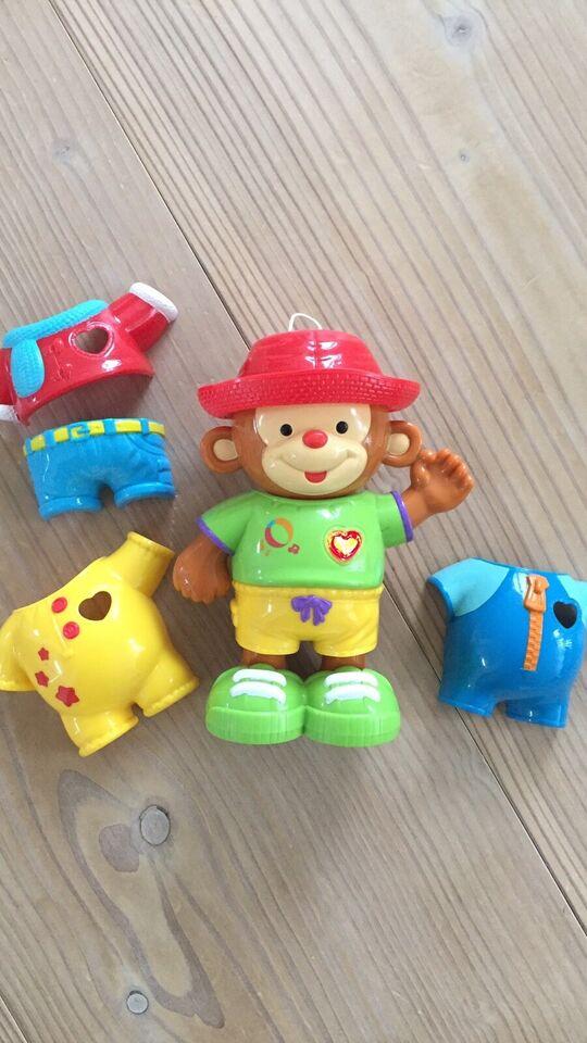 Dyr, Interaktiv abe, Play2Learn