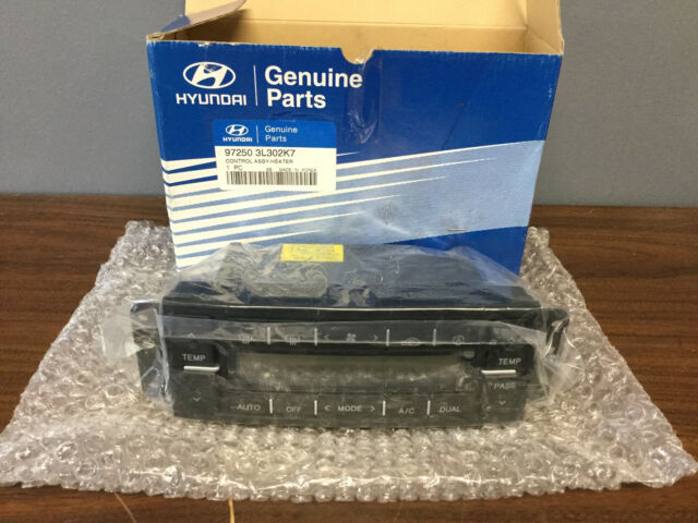 NEW OEM Hyundai 97250-3L302K7 CONTROL ASSEMBLY - HEATER 972503L302K7
