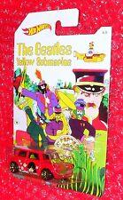 Hot Wheels The Beatles Yellow Submarine #4 Morris Mini DML72--D910 George