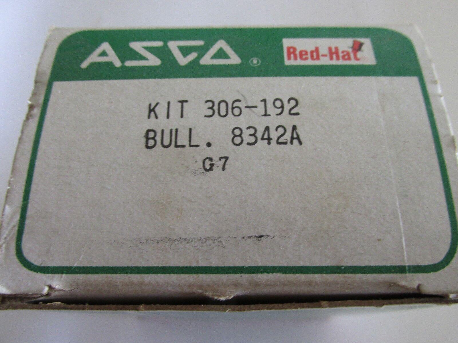 ASCO 306-192 KIT BUL. 8342A