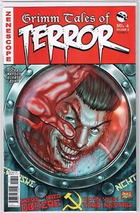 Vault 35 Grimm Tales of Terror Vol 4 #3 Cover B NM 2018 Zenescope