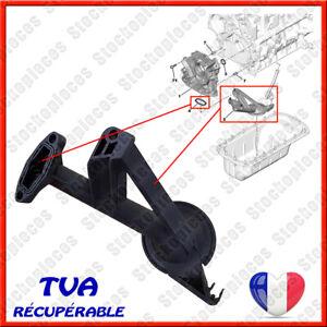 Crepine pompe a huile compatible Peugeot 206 307 407 partner 1.6 hdi 1018.66