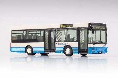 Wg 225 MAN Göppel Midibus A 76  WilMobil CH
