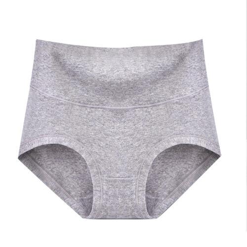 6pcs Damen Baumwolle Slips Frauen Komfort Unterhosen Schlüpfer Unterwäsche FL