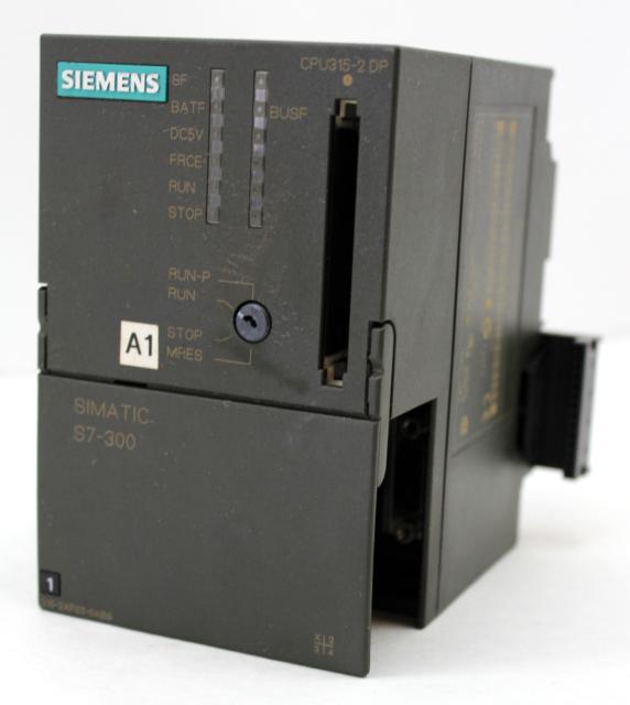 Siemens 6ES7 315-2AF03-0AB0 Simatic S7-300 CPU Módulo