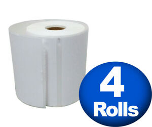 DYMO-4XL-Direct-Thermal-Shipping-Labels-4x6-4-JUMBO-rolls-1744907-compatible