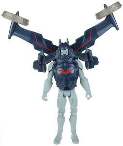 The-Dark-Knight-Rises-Deluxe-Flight-Strike-BATMAN-Quick-Tek-Figure-DC-Mattel
