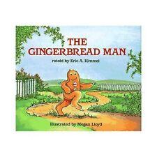 The Gingerbread Man (1993, Reinforced, Teacher's Edition of Textbook)