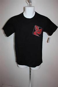 Nuevo-Labette-Comunidad-College-Lcc-Hombres-S-Pequeno-Negro-J-America-Camiseta