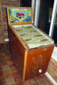 Vintage-Mystery-Monte-Carlo-Rally-Steer-A-Ball-Arcade-Amusement-Machine-Game