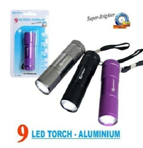 SANSAI-TORCH-LED-ALUMINUM-HIGH-QUALITY-12-MONTH-WARRANTY-x3