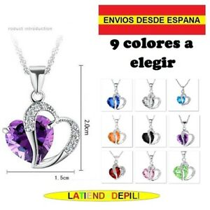 "Colgante Para Mujer Anklets Corazón Pequeño ""envío Desde España"" Modern Techniques Fashion Jewelry"