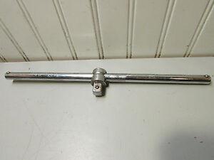 Details about Caterpillar Service Tools 5S9566 T Bar Breaker 1/2'' Drive  12 75'' Long