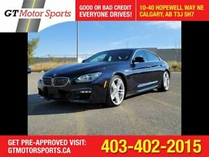 2013 BMW 6 Series XDrive 650i |$0 DOWN -EVERYONE APPROVED
