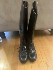 Ovation-FINALIST-PRO-Equestrian-English-Riding-Field-Boots-9-Women