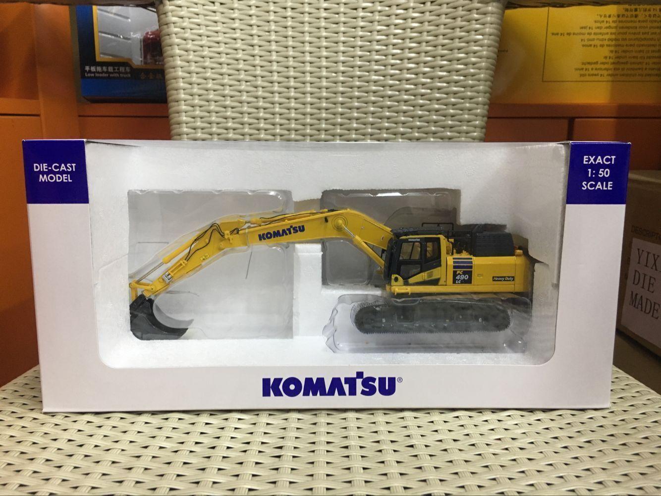 nuevo    Universal Universal Universal Hobbies UH8120 Komatsu PC490LC-11 Excavator Heavy Duty 1 50 2ae6b1