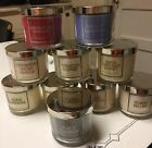 Bath & Body Works 4 oz 1 Wick Tester Candle You Choose Scent NEW