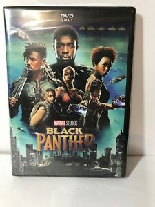 Black-Panther-DVD-2018-Brand-NEW-Action-Marvel-FREE-SHIPPING-in-USA