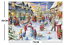 1000-Piece-Jigsaw-Puzzle-Christmas-Snowy-Home-Large-Jigsaw-Puzzle-Game-Toys thumbnail 5