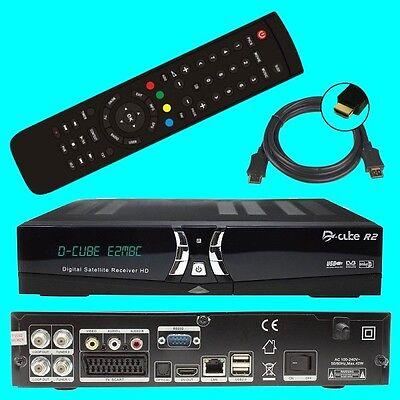 HD Twin Sat Receiver ✔ LINUX ✔ Enigma2 ✔ PVR ✔ 3x USB ✔ Ci ✔ D-Cube ✔ LAN ✔ HDTV