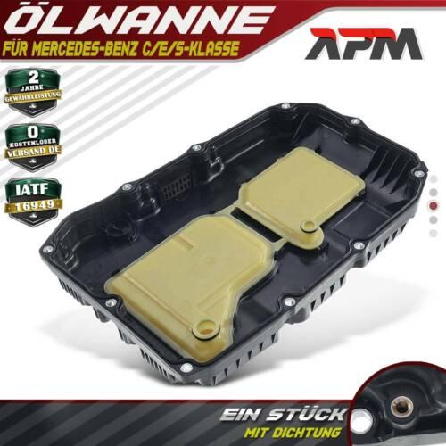 Ölwanne Automatikgetriebe für Mercedes-Benz W205 C205 S205 C218 X218 W212 W213