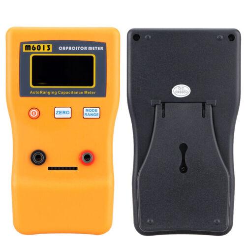 ESR Capacitor Meter Capacitance Resistance Circuit Test 0.01pF~470mF Multimeter