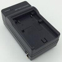 Portable Ac Battery Charger For Bn-vf808u/vf815u/vf823u Jvc Gr-da30 Da30u Da30us