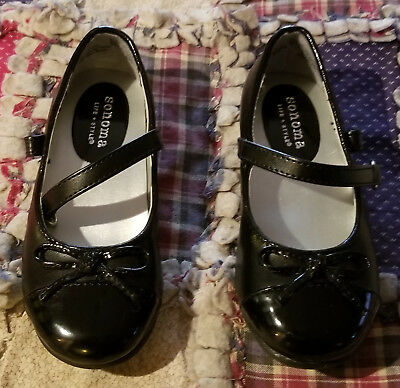 Silver 198K m NEW Girl/'s SO Candy Ballet Flats 212984