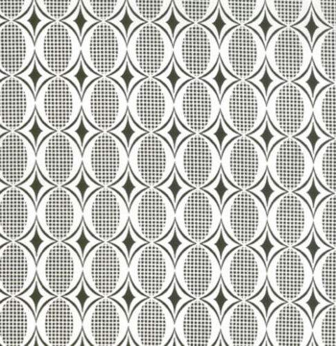 32354 11 MODA Fabric ~ HALF MOON ~ by the half yard White