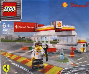 LEGO-Shell-Ferrari-40195-Shell-Station-Sale