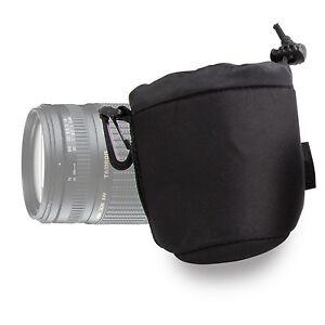 Pequeno-lente-Funda-Suave-De-Neopreno-Para-Tamron-Af-28-300mm-Sp-Af-17-50mm-Af-18-200mm