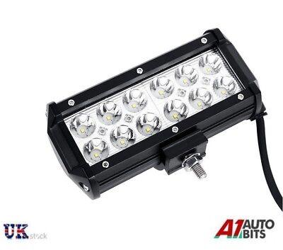 10x 36W Bright LED Car Bike Motorcycle Work Driving Fog Light Spot Beam Lamp New