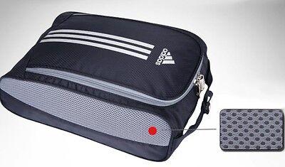 adidas Golf Football Soccer Shoes case Mens Womens tote Sports Gym Bag