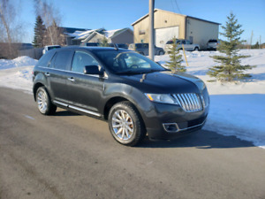 2011 Lincoln MKX Loaded