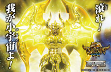 BANDAI SAINT SEIYA MYTH EX SOUL OF GOLD TAURUS ALDEBARAN GOD CLOTH FIGURE