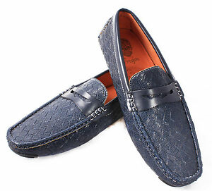 FROSKIE-CASUAL-LOAFERS-SHOE-FOR-MEN-BLUE